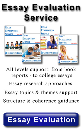 Essay Evaluation Service